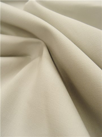 Cotton Twill - Plain - Gris Perle