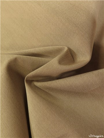 Cotton - mottled - Plain - Beige Taupe