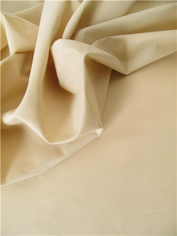 Poplin 32 threads/cm - Plain - Nougat