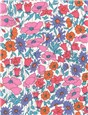 Liberty Tana Lawn - 4095 Poppy and Daisy - L