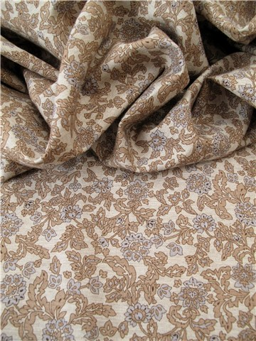 CotonTwill - light - Isabella - Noisette