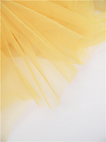 Tulle Extra Soft - Uni - Poussin