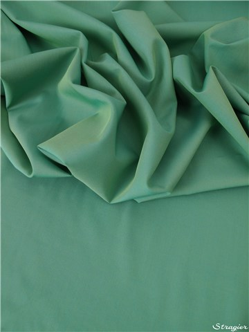 End-on-End - pure Cotton - Plain - Vert Paon