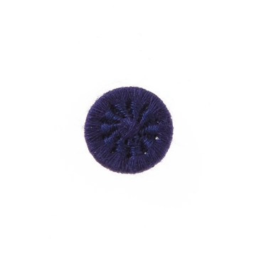 Thread Buttons - Eleonore - Marine - 12 mm