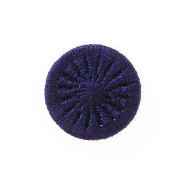 Thread Buttons - Eleonore - Marine - 18 mm