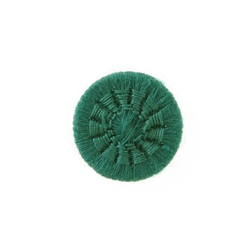 Thread Buttons - Eleonore - Vert Golf - 15 mm