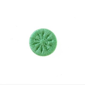 Thread Buttons - Eleonore - Vert Pomme - 12 mm