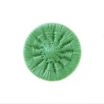 Thread Buttons - Eleonore - Vert Pomme - 18 mm