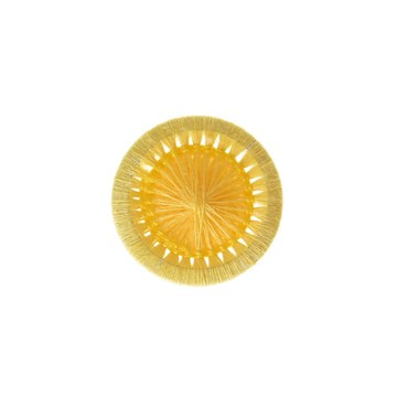 Thread Buttons - Elisabeth - Jaune - 15 mm