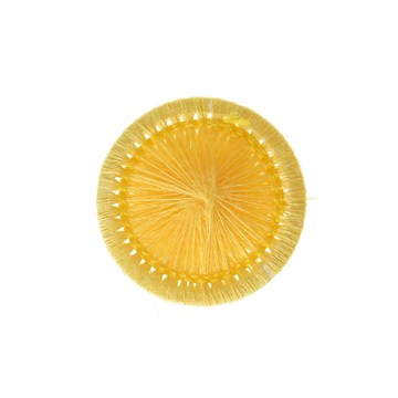 Thread Buttons - Elisabeth - Jaune - 20 mm