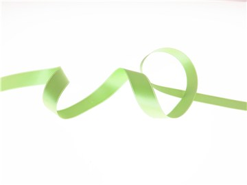 Double Face Satin Ribbon - Plain - 804 Grass - 16 mm
