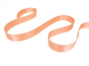 Double Face Satin Ribbon - Plain - 81 Woodrose - 16 mm