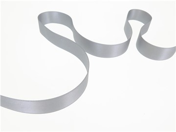 Double Face Satin Ribbon - Plain - 574 Dusty Blue - 16 mm