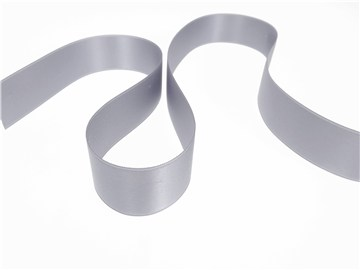Double Face Satin Ribbon - Plain - 574 Dusty Blue - 25 mm