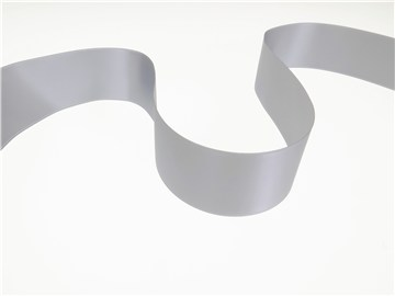 Double Face Satin Ribbon - Plain - 574 Dusty Blue - 50 mm