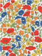 Liberty Tana Lawn - Poppy and Daisy - M