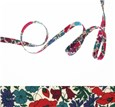 Biais Liberty - 4095 Poppy and Daisy - N - 10 mm