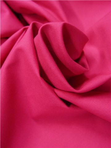 Cotton Twill - soft - Plain - Fuschia