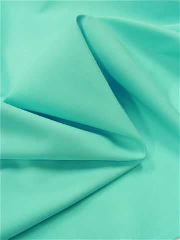Cotton Twill - soft - Plain - Aqua