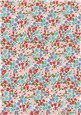 Liberty Tana Lawn - 4095 Poppy and Daisy - A