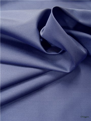 Soft Silk - Plain - Bleu Outremer