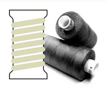 Coats sewing Thread - - - 01146 - 1000 m