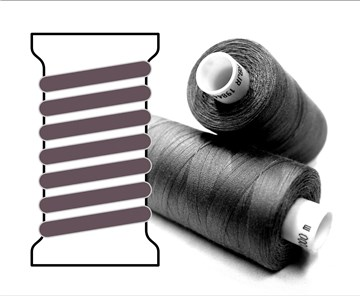 Coats sewing Thread - - - 04943 - 1000 m