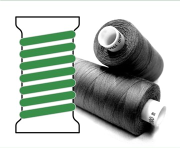 Coats sewing Thread - - - 05393 - 1000 m