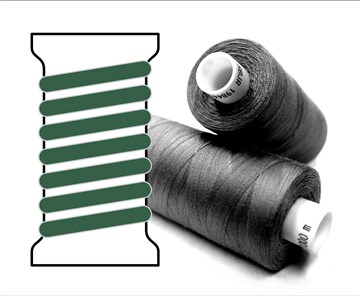 Coats sewing Thread - - - 05127 - 1000 m