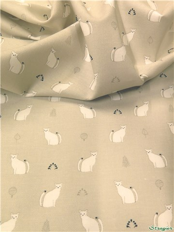 Organic Cotton Twill - light - Eleni - 13