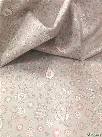 Organic Cotton Twill - light - Magda - 20