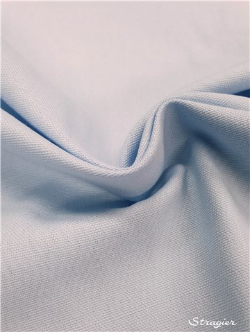 pure Cotton Cloth - Heavy - Plain - Bleu pâle