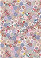 Liberty Tana Lawn - Patchwork Stories - A