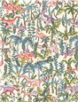 Liberty Tana Lawn - Rumble and Roar - A