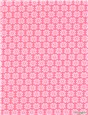 Pure Cotton Poplin - Daisy - Rose