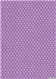 Pure Cotton Poplin - Daisy - Violet
