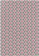 Pure Cotton Poplin - Mont-Blanc - Rose des Champs