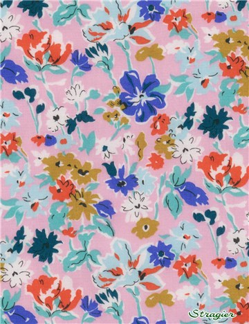Liberty Tana Lawn - California Bloom - C