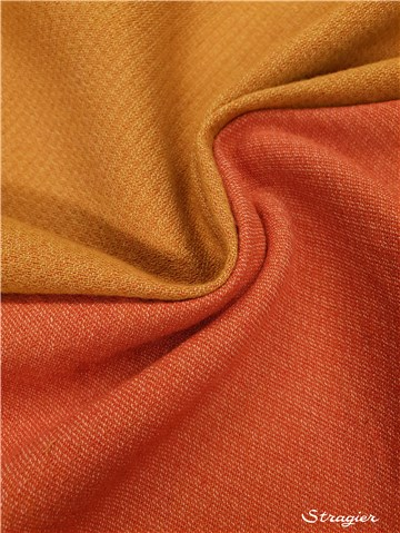 Three Threads - Pure Cotton - uni - Terre cuite-Camel