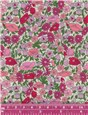 Liberty Tana Lawn - Poppy Forest - Crimson Pink