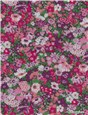Sample 7x10 cm - Liberty Tana Lawn - Thorpe Hill - Rosy Pink