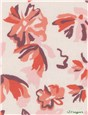 Pure Cotton - Silky Touch - UNE - Aloha - Corail-Rose