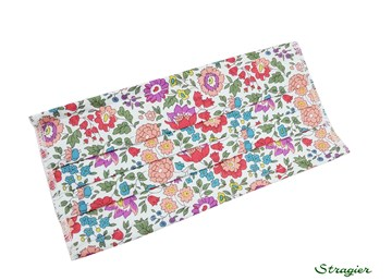LIBERTY Face Covering - 4042 D'Anjo - Summer