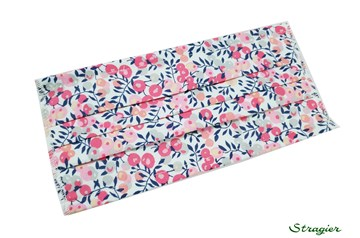 LIBERTY Face Covering - 9009 Wiltshire - Pois de senteur