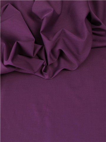 End-on-End - pure Cotton - Plain - Myrtille