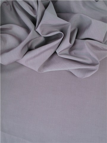 End-on-End - pure Cotton - Plain - Gris mouette