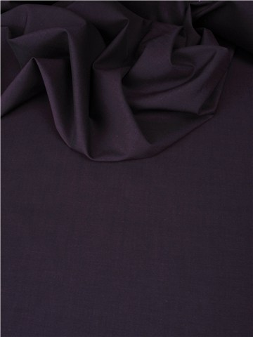 End-on-End - pure Cotton - Plain - Prune