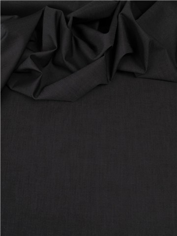 End-on-End - pure Cotton - Plain - Anthracite