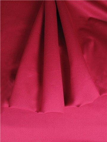 Pure Cotton Satin - Heavy - Plain - Fuschia