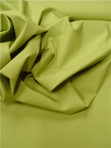 Poplin 59 threads/cm - Plain - Chlorophylle